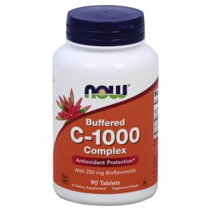 Now Vitamin C 1000 Mg Complex