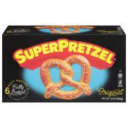 SuperPretzel Soft Pretzels