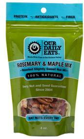 Our Daily Eats Rosemary & Maple Mix