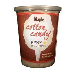 Ben's Sugar Shack Maple Cotton Candy