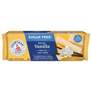 Voortman Sugar Free Vanilla Cookies