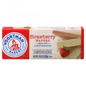 Voortman Strawberry Wafers
