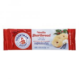 Voortman Vanilla Shortbread Cookies