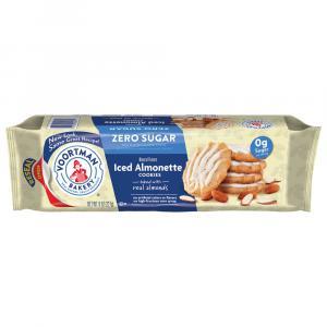 Voortman Sugar Free Iced Almonettes