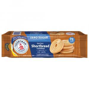 Voortman Sugar Free Shortbread Cookie