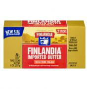 Finlandia Imported Butter Sticks Salted