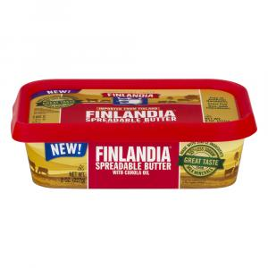 Finlandia Spreadable Butter With Canola Oil