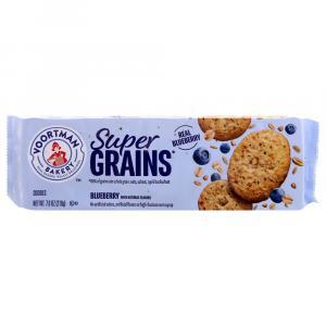Voortman Spring Garden Blueberry Oatmeal Cookie