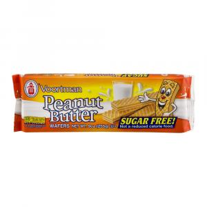Voortman Peanut Butter Sugar Free Wafers