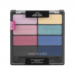 Wet N Wild Color Icon Shad Poster Child