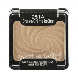 Wet N Wild Single Color Icon Eyeshadow Brulee 251A