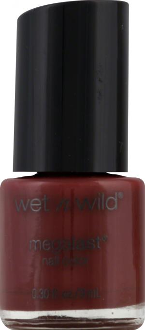 Wet N Wild Megalast Nail Color Haze of Love 215A