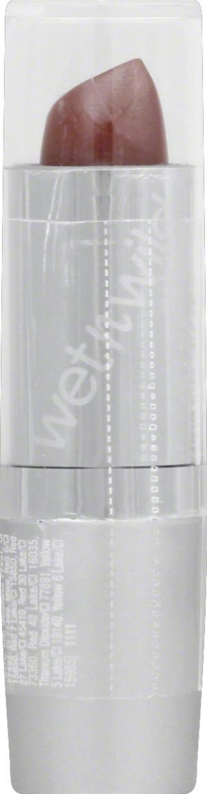 Wet n Wild Silk Finish Lipstick Java 549A