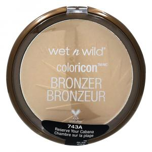 Wet N Wild Coloricon Bronzer SPF 15 Reserve Your Cabana 743A