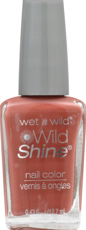 Wet N Wild - Wild Shine Nail Color Casting Call 462