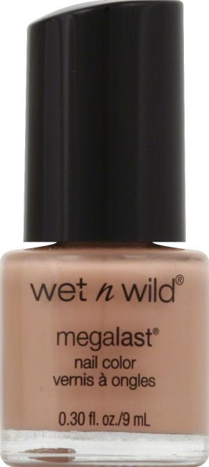 Wet N Wild Megalast Nail Color Private Viewing 204A