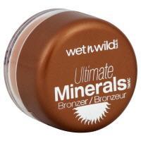 Wet N Wild Ultimate Minerals Bronzer Amber Glow 167