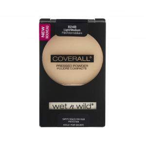 Wet N Wild Coverall Pressed Powder Light Medium 824b