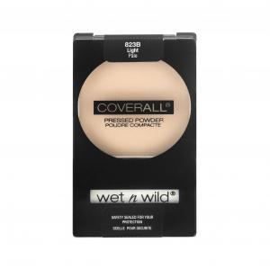 Wet N Wild Coverall Pressed Powder Light 823B
