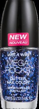 Wet N Wild Megarock Gltr Nail Polish Jam Session