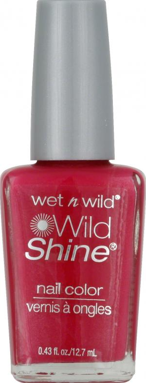 Wet N Wild - Wild Shine Nail Color Lady Luck 461