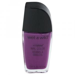 Wet N Wild Shine Nail Ultra Violet