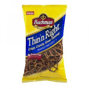 Bachman Thin n Right Pretzels