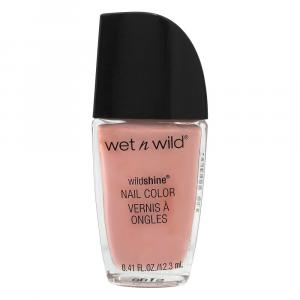 Wet N Wild Shine Nail Tickled Pink