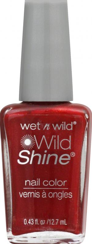 Wet N Wild - Wild Shine Nail Color Jezebel 463