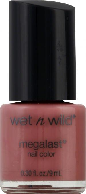 Wet N Wild Mega Last Nail Color - Undercover 206B