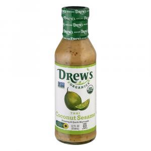Drew's Organics Thai Coconut Sesame Dressing & Quick Marinad