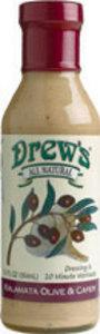 Drew's Organics Greek Olive Dressing & Quick Marinade