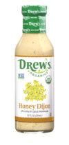 Drew's Organics Honey Dijon Dressing & Quick Marinade