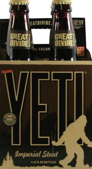 Great Divide Yetti
