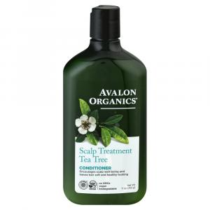 Avalon Organics Scalp Treatment Tea Tree Conditioner