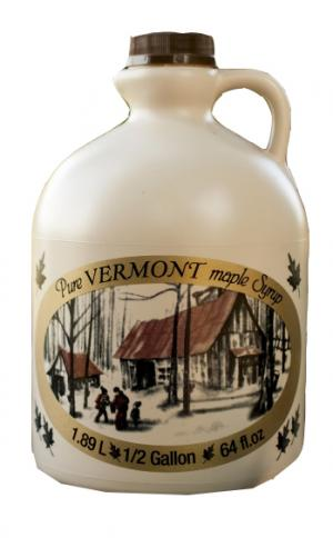 Amber Ridge 100% Pure Vermont Maple Syrup