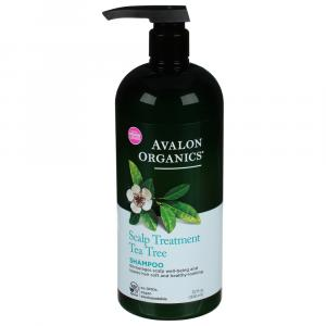 Avalon Organics Scalp Treatment Tea Tree Shampoo