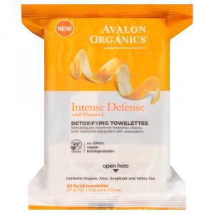 Avalon Organics Intense Defense with Vitamin C
