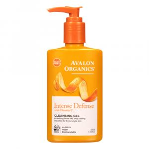 Avalon Organics Vitamin C Refreshing Facial Cleanser
