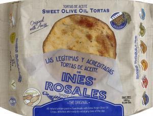 Ines Rosales Seville Sweet Olive Oil Tortas