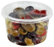 Taste of Inspirations Hot Pitted Salad Olives
