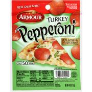 Armour Turkey Pepperoni