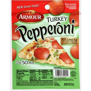 Armour Turkey Pepperoni