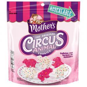 Mothers Circus Animal Cookies