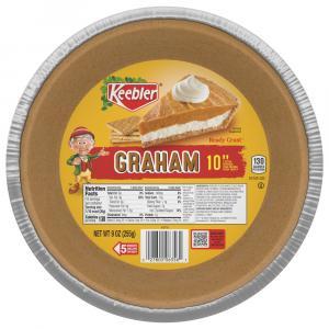 """Keebler 10"""" Graham Cracker Pie Crust"""