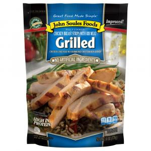 John Soules Grilled Chicken Breast Strips