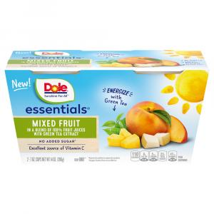 Dole Essentials Mixed Fruit in Green Tea Extract
