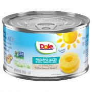Dole Sliced Pineapple in Juice