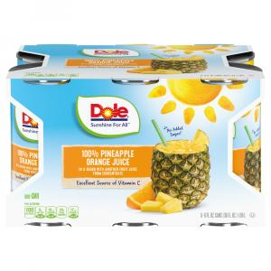 Dole Pineapple Orange Juice