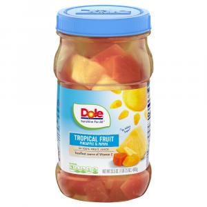 Dole Harvest Best Tropical Fruit Salad in 100% Juice